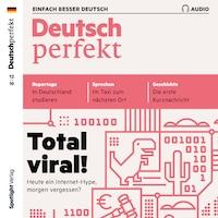 Deutsch lernen Audio - Total viral