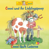 Conni und ihr Lieblingspony / Conni läuft Laterne