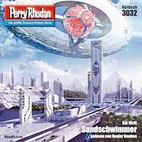 Perry Rhodan 3032: Sandschwimmer