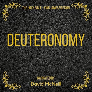The Holy Bible - Deuteronomy