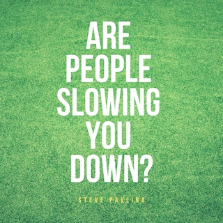 Are People Slowing You Down?