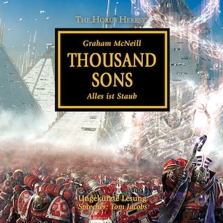 The Horus Heresy 12: Thousand Sons