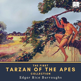 The First Tarzan of the Apes Collection