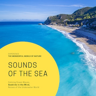 Sounds Of The Sea: Calming Ocean Waves, Seabirds in the Wind, Noises of the Underwater World