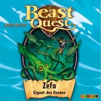 Zefa, Gigant des Ozeans - Beast Quest 7