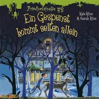 Friedhofstraße 45, Teil 3: Ein Gespenst kommt selten allein (Inszenierte Lesung)