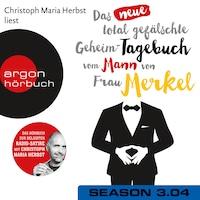 Das neue total gefälschte Geheim-Tagebuch vom Mann von Frau Merkel, Season 3, Folge 4: GTMM KW 27
