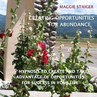 Creating Opportunities for Abundance - Hypnosis to Create and Take Advantage of Opportunities for Success in Your Life (Unabridged)