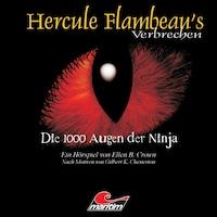 Hercule Flambeau's Verbrechen, Folge 4: Die 1000 Augen der Ninja