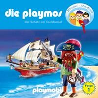 Die Playmos - Das Original Playmobil Hörspiel, Folge 1: Der Schatz der Teufelsinsel