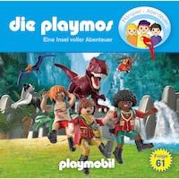 Die Playmos - Das Original Playmobil Hörspiel, Folge 61: Eine Insel voller Abenteuer