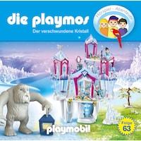 Die Playmos - Das Original Playmobil Hörspiel, Folge 63: Der verschwundene Kristall