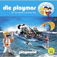 Die Playmos, Folge 65: Die Top Agents auf hoher See