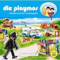 Die Playmos - Das Original Playmobil Hörspiel, Folge 66: Detektive auf dem Campingplatz