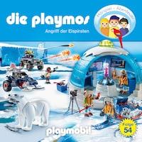 Die Playmos - Das Original Playmobil Hörspiel, Folge 54: Angriff der Eispiraten