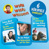 Willi wills wissen, Sammelbox 2: Folgen 4-6