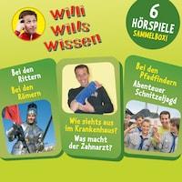 Willi wills wissen, Sammelbox 3: Folgen 7-9