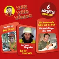 Willi wills wissen, Sammelbox 4: Folgen 10-12