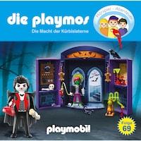 Die Playmos - Das Original Playmobil Hörspiel, Folge 69: Die Macht der Kürbislaterne