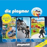 Die große Detektiv-Box - Das Original Playmobil Hörspiel, Folgen 46, 66, 73