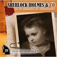 Sherlock Holmes & Co, Folge 35: Die schottische Spur