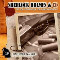 Sherlock Holmes & Co, Folge 19: Eine Stadt in Angst
