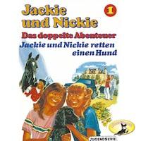 Jackie und Nickie - Das doppelte Abenteuer, Original Version, Folge 1: Jackie und Nickie retten einen Hund