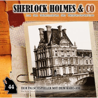 Sherlock Holmes & Co, Folge 44: Der Falschspieler mit dem Karo-Ass