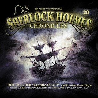 "Sherlock Holmes Chronicles, Folge 20: Der Fall der ""Gloria Scott"""