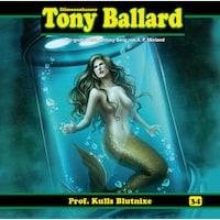 Tony Ballard, Folge 34: Prof. Kulls Blutnixe
