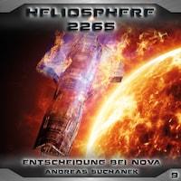 Heliosphere 2265, Folge 9: Entscheidung bei NOVA