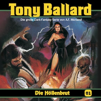Tony Ballard, Folge 1: Die Höllenbrut