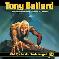 Tony Ballard, Folge 3: Die Rache des Todesvogels