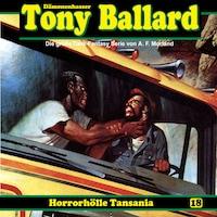 Tony Ballard, Folge 18: Horrorhölle Tansania