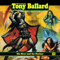 Tony Ballard, Folge 26: Die Hexe und ihr Henker