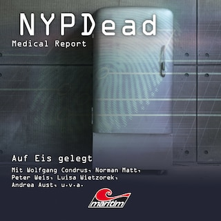 NYPDead - Medical Report, Folge 8: Auf Eis gelegt