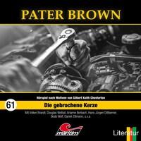 Pater Brown, Folge 61: Die gebrochene Kerze