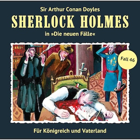 Sherlock Holmes, Die neuen Fälle, Fall 46: Für Königreich und Vaterland