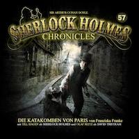 Sherlock Holmes Chronicles, Folge 57: Die Katakomben von Paris