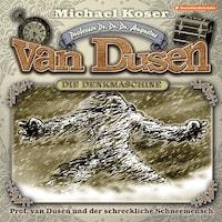 Professor van Dusen, Folge 27: Professor van Dusen und der schreckliche Schneemensch
