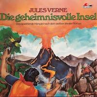Jules Verne, Die geheimnisvolle Insel