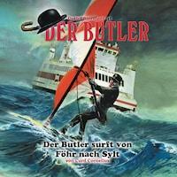 Der Butler, Der Butler surft von Föhr nach Sylt