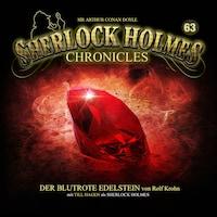 Sherlock Holmes Chronicles, Folge 63: Der blutrote Edelstein