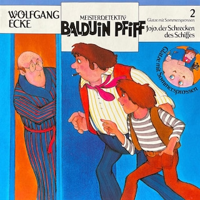 Balduin Pfiff, Glatze mit Sommersprossen, Folge 2: Jojo, der Schrecken des Schiffes