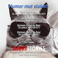 Humor met stekels