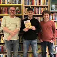 De Grote Vriendelijke Podcast - Pieter Koolwijk