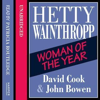 Hetty Wainthropp – Woman of the Year