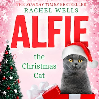 Alfie the Christmas Cat