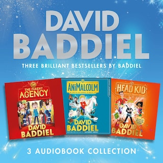 Brilliant Bestsellers by Baddiel (3-book Audio Collection)
