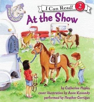 Pony Scouts: At the Show